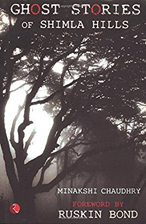 Link to Ghost stories of Shimla Hills - Book Review