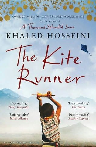 Link to Book Review: The Kite Runner